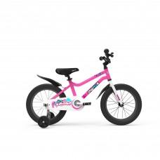 """Велосипед детский RoyalBaby Chipmunk MK 12"""", OFFICIAL UA, розовый"""