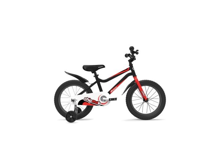 """Велосипед детский RoyalBaby Chipmunk MK 12"""", OFFICIAL UA, черный"""