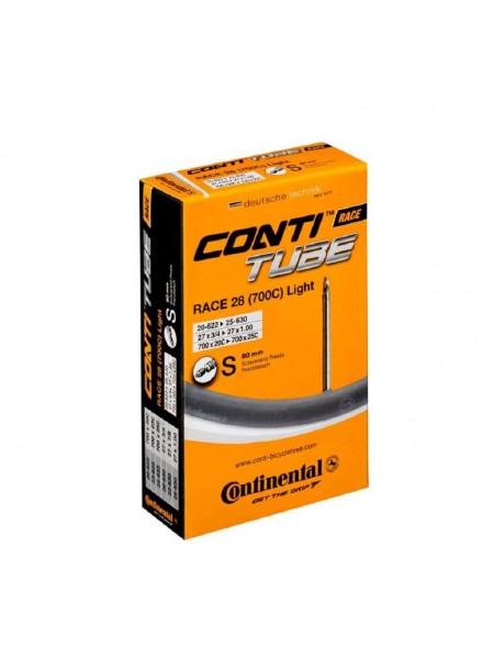 "Камера Continental Race 28"" Light, 18-622 -> 25-630, PR60mm"