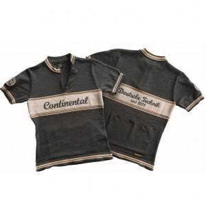 Футболка Continental Retro, L, серый