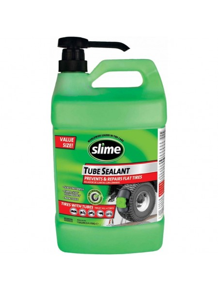 Антипрокольная жидкость для камер Slime, 3.8л