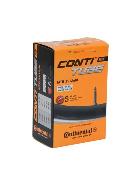"Камера Continental MTB 28/29""x1.75-2.5 Light, 47-662 -> 62-662, PR42mm"