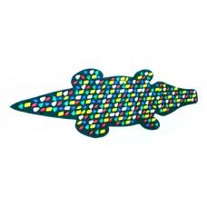 """Коврик массажный """"Крокодил"""" 150 х 50 см"""