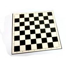 Доска для игры в шашки и шахматы (картон)