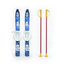 Набор лыжный детский RE: FLEX 70 см (лыжи с палками)