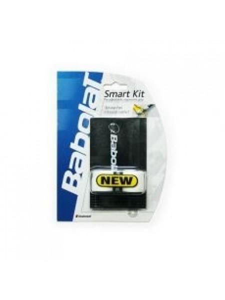 Ручка для теннисных ракеток Babolat Smart Kit white