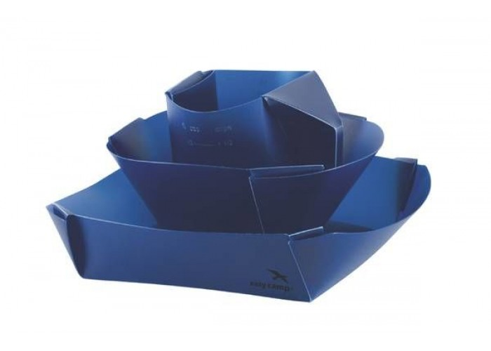 Набор посуды складной Easy Camp 3 предмета