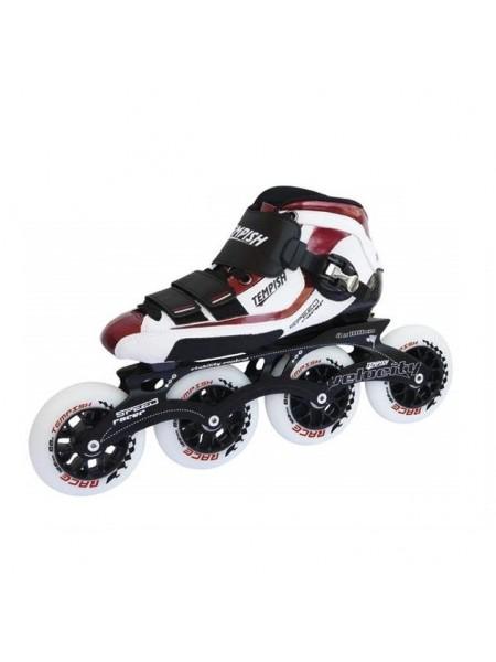 Беговые роликовые коньки Tempish Speed Racer III new 100