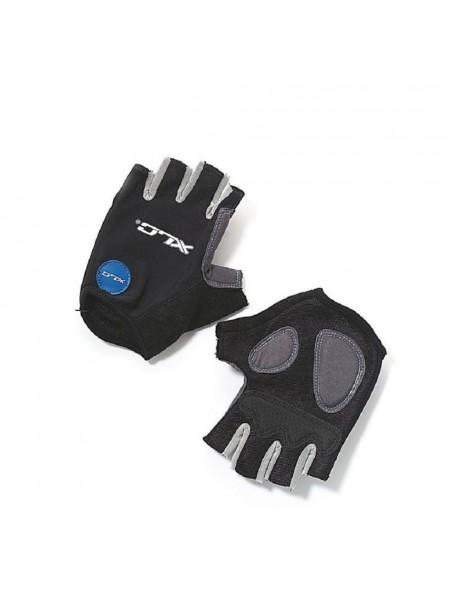 Перчатки XLC Columbia CG-S08, черно-серые, XL