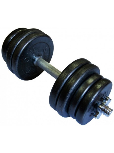 Гантель наборная 21,5 кг