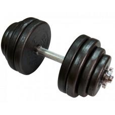 Гантель наборная Newt Home 31,5 кг
