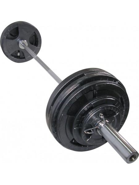 Штанга  олимпийская Newt  150 кг. Гриф 2,2 м.