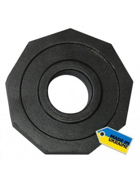 Диск для  олимпийской штанги Newt 2,5 кг.