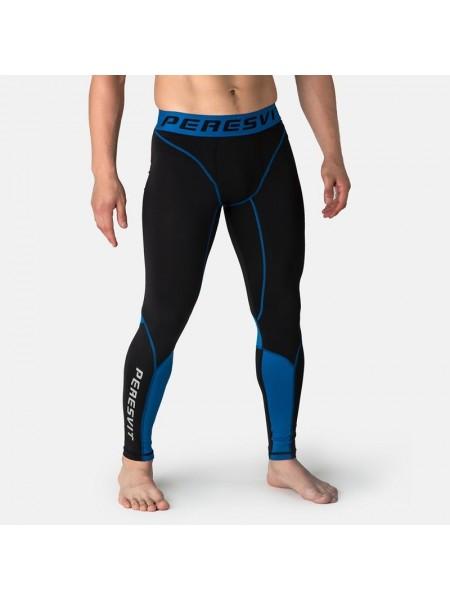 Компрессионные штаны Peresvit Air Motion Compression Leggins Black Blue