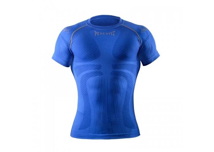 Компрессионная футболка Peresvit 3D Performance Rush Compression T-Shirt Royal
