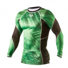 Рашгард Peresvit Immortal Silver Force Rashguard Long Sleeve Green Lantern