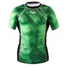 Рашгард Peresvit Immortal Silver Force Rashguard Short Sleeve Green Lantern