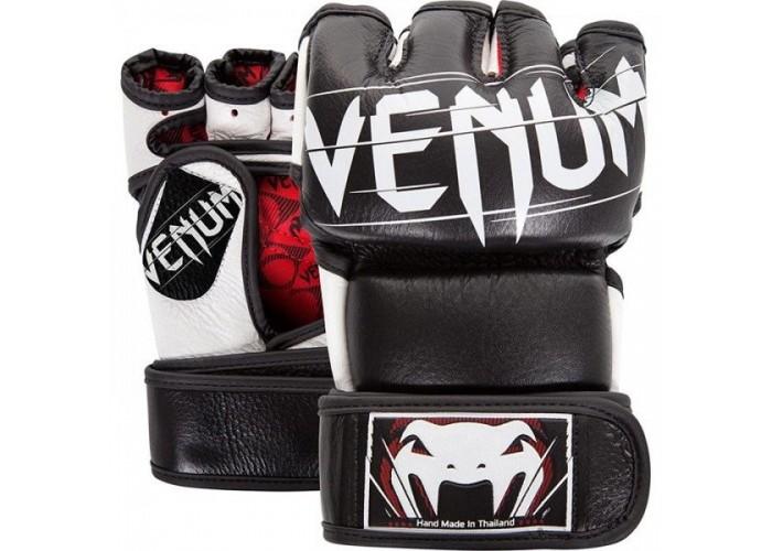 Перчатки Venum Undisputed 2.0 MMA Gloves Nappa Leather Black