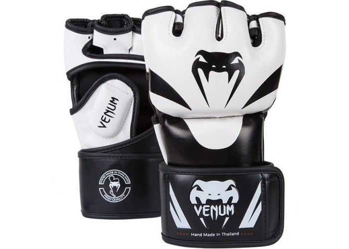 Перчатки для MMA Venum Attack MMA Gloves Skintex Leather