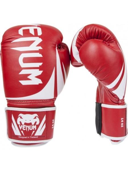 Боксерские перчатки Venum Challenger 2.0 Red