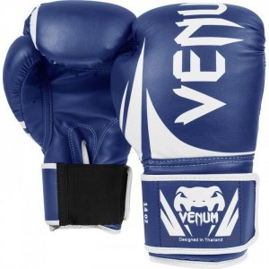 Боксерские перчатки Venum Challenger 2.0 Blue