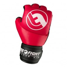 Перчатки ММА Free-Fight Red