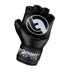 Перчатки ММА Free-Fight Black