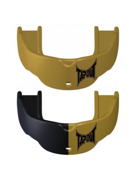 Капа TapouT (2 штуки) Gold/Black