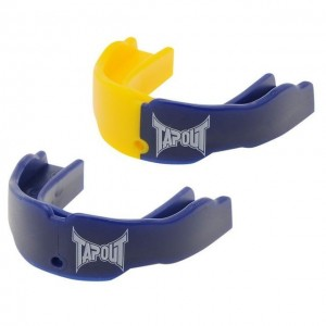 Капа TapouT (2 штуки) Navy/Yellow
