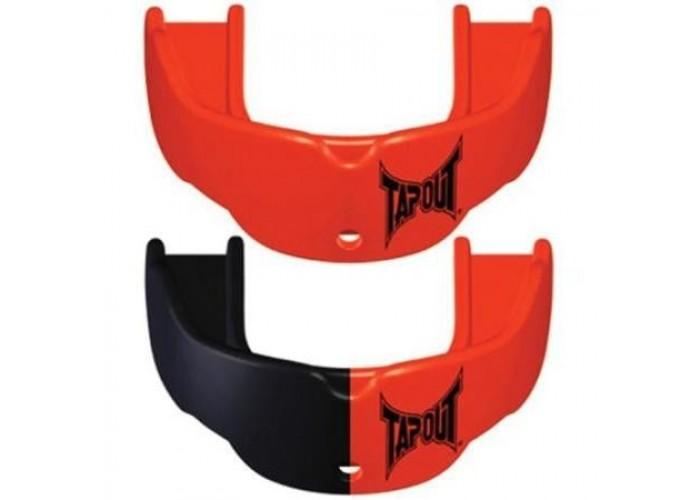 Капа TapouT (2 штуки) Black/Neon Orange