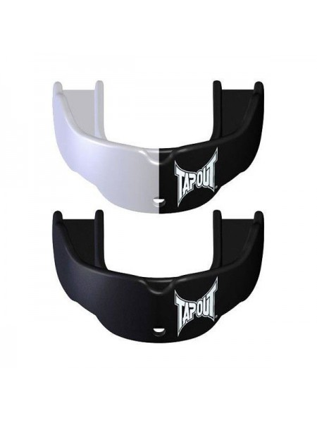 Капа TapouT (2 штуки) Black/White
