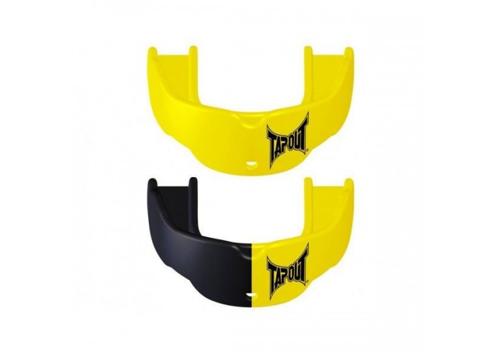 Капа TapouT (2 штуки) Yellow/Black