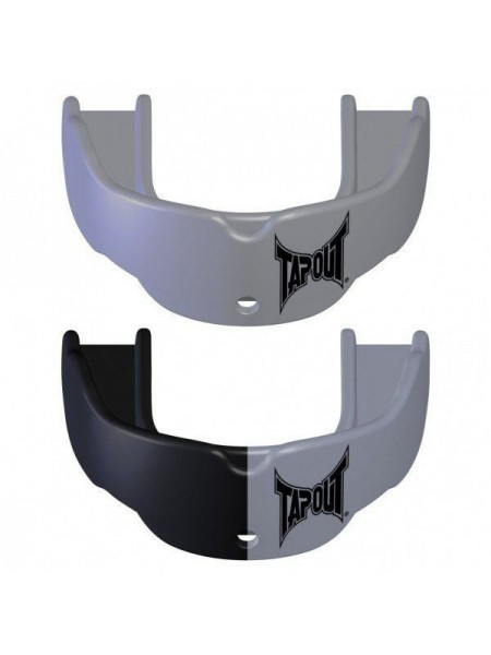 Капа TapouT Youth детская (2 штуки) Silver/Black