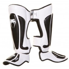 Защита голени Venum Predator Standup Shinguards - Black/Ice