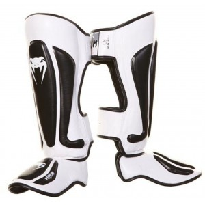 Защита ног Venum Predator Standup Shinguards Black