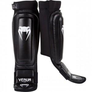 Защита голеностопа Venum 360 MMA Shinguards Black