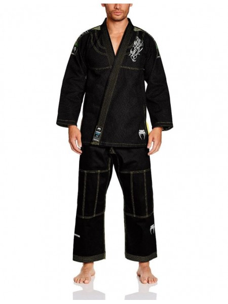 Кимоно для джиу-джитсу Venum BJJ GI Competitor – Black