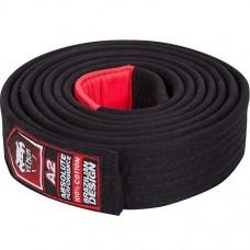 Пояс для кимоно Venum BJJ Belt - Black