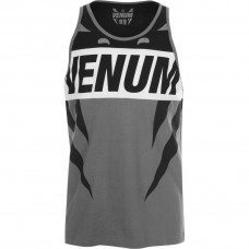 Майка Venum Revenge Tank Top Grey Black