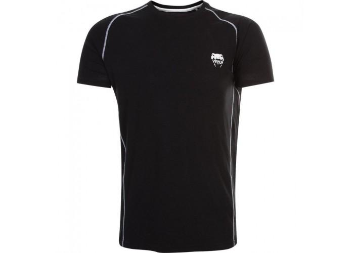 Футболка Venum Contender Dry Tech T-shirt Black