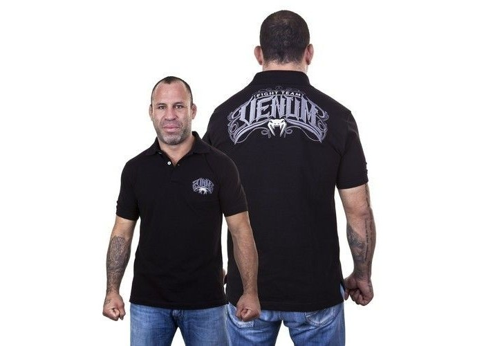 Футболка Venum Black Devil Polo