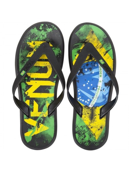 Вьетнамки Venum Brazilian Flag Sandals