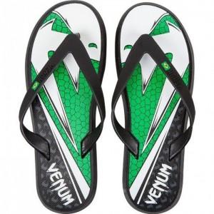 Сланцы Venum Amazonia 4.0 Sandals Green Viper