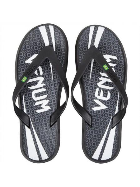 Шлепанцы Venum Challenger Sandals Black