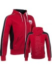 Толстовка Venum Elite Hoody Red (V-Elite-HR)