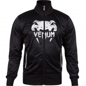 Спортивная кофта Venum Giant Grunge Jacket Black White