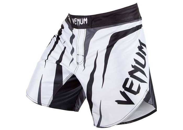 Шорты Venum Sharp fightshorts - Ice/Black