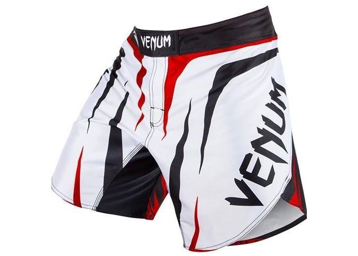 Шорты Venum Sharp Fightshorts - Ice/Black/Red