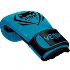 Боксерские перчатки Venum Contender Boxing Gloves Blue