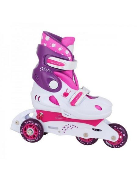 Детские раздвижные роликовые коньки Tempish UFO Baby skate (комплект)